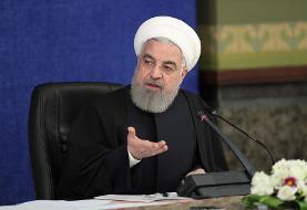 روایت روحانی از چرایی نداشتن وزیر زن | برنامه صد روزه برای پایان دولت داریم
