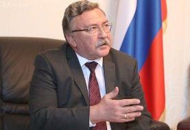 سفیر روسیه: توصیه ما به مقامهای ایرانی 'همکاری سازنده' با آژانس است