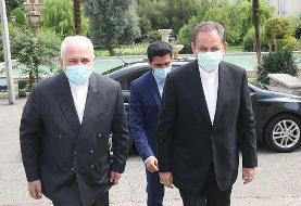 جلسه مهم ظریف و جهانگیری در دولت /پاسخ لعیا جنیدی به یک گمانه زنی