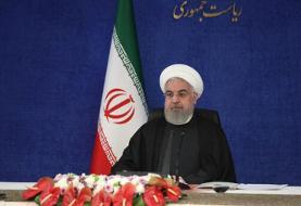 روحانی: مهمترین حقوق عامه برداشتن تحریم از دوش آنهاست