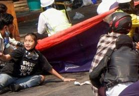 کشته شدن ۳۸ نفر در مرگبارترین روز اعتراضات میانمار
