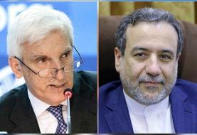 عراقچی: ایران پس از شکست رویکرد فشار حداکثری آمریکا، حاضر به پذیرش رفتارهای مشابه نخواهد بود