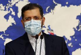 سخنگوی وزارت خارجه: حملات عراق مشکوک است