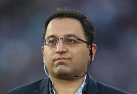 خداحافظی یک مدیر با فدراسیون فوتبال