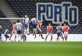 پورتو از صعود به فینال جام حذفی بازماند