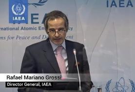 گروسی: ماه بعد با ایران جلسهای فنی خواهم داشت