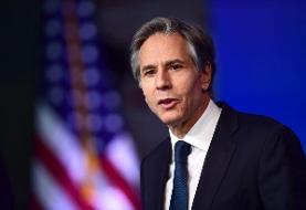 وزیر خارجه آمریکا: تا رفع تحریم های ایران فاصلۀ زیادی داریم