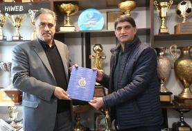 بهزاد غلامپور به استقلال بازگشت/عکس