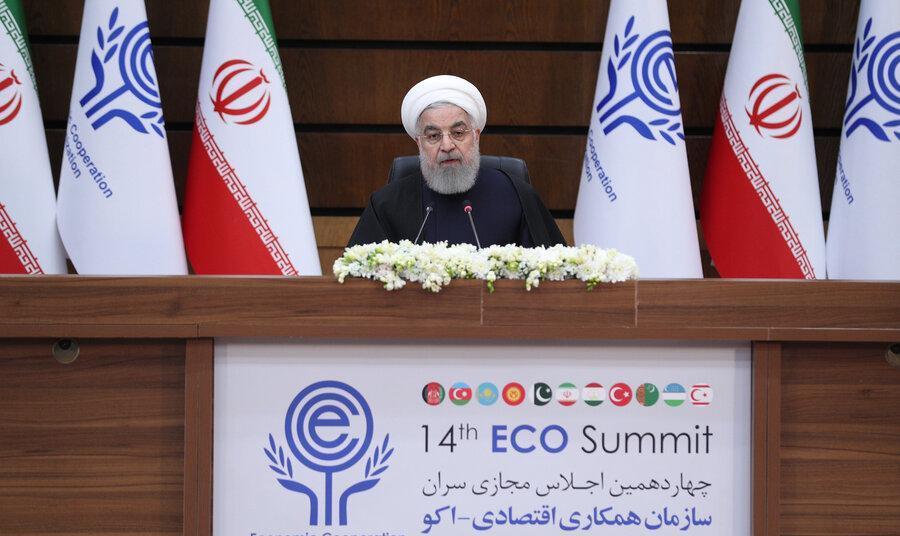 روحانی: آمریکا برای بازگشت به برجام نیاز به مذاکره ندارد