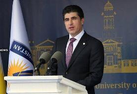 رئیس اقلیم کردستان: نگذارید عراق میدان تسویه حسابها شود