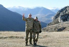 جمهوری آذربایجان خود را برای یک جنگ احتمالی تازه در قرهباغ آماده میکند؟