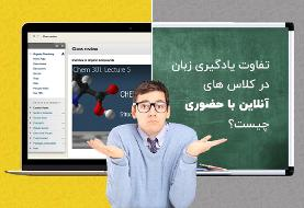کلاس زبان آنلاین یا حضوری؟ کدام بهتر است؟