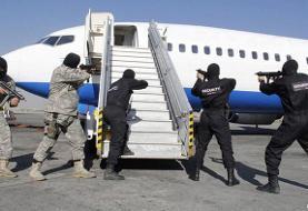 خنثیشدن هواپیماربایی در مسیر اهواز به مشهد