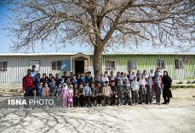 احداث ۱۰۰۰مدرسه برای جایگزینی با مدارس کانکسی