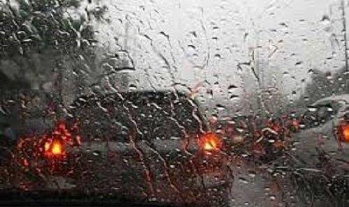 رگبار و رعد و برق و وزش باد شدید در ۱۲ استان