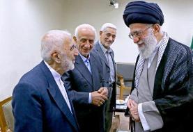 تسلیت رهبر معظم انقلاب درپی درگذشت «حاج محسن آقاقلهکی»