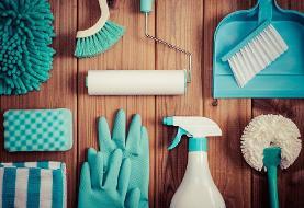ضرورت نظافت حمام و دستشویی به علت رطوبت بالا