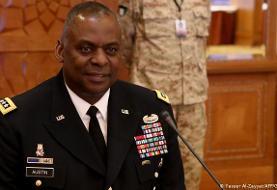 وزیر دفاع آمریکا: جواب حمله به عینالاسد را به موقع خواهیم داد