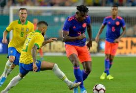 مخالفت وزیر بهداشت کلمبیا با ورود تیم ملی فوتبال برزیل به این کشور