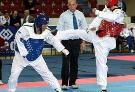 اعزام دوتکواندوکار پارالمپیکی به مسابقات قهرمانی آسیا در لبنان
