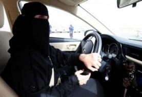 (ویدئو) زن عربستانی با خودرو چند نفر را زیر گرفت