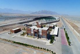 بندرخشک پیشگامان یزد در مهریز افتتاح شد