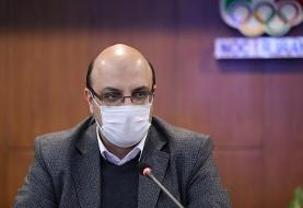 طعنه عجیب معاون وزیر به علی کریمی