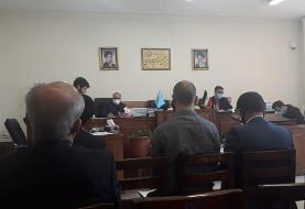 حمید صفت در برابر اتهام قتل عمد