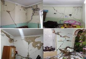دیوارهای غیرسازهای و نحوه اجرای میلگرد بستر عامل بیشترین تخریب در زلزله سیسخت