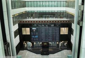 ارزش معاملات امروز بورس به  ۳۴ هزار و ۲۹۵ میلیارد ریال رسید