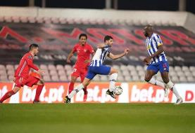 پیروزی پورتو در لیگ پرتغال