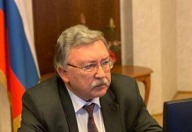 اولیانوف: نشست آتی کمیسیون مشترک برجام هفته آتی برگزار میشود
