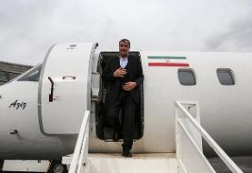 وزیر راه و شهرسازی وارد بغداد شد/ دیدار اسلامی با نخست وزیر عراق