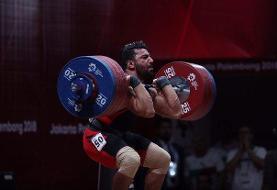 مسابقات وزنهبرداری گزینشی المپیک تمدید شد