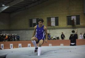 پرنده ۱۵ ساله دوومیدانی: هدفم مدال المپیک است/ ثابت میکنم که میتوانم