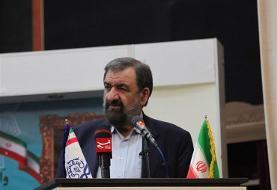اظهارات جنجالی محسن رضایی درباره مذاکره با آمریکا و حضور سوریه در عراق و سوریه