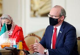 جزئیات دیدار ظریف و وزیرخارجه ایرلند | شرط مهم بازگشت گامهای جبرانی ایران