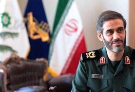توئیت کاندیدای نظامی انتخابات ۱۴۰۰ پس از استعفا از سپاه