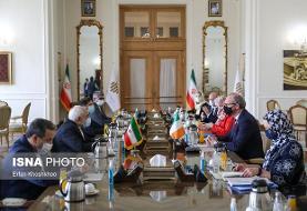 تاکید مجدد ظریف بر لزوم لغو موثر تحریمها به عنوان شرط بازگشت ایران به تعهدات برجامی