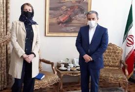 عراقچی: آمریکا اگر جدی است، به برجام بازگردد