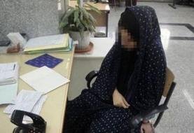 دستگیری سارق تحت تعقیب در مرودشت