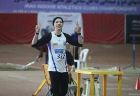 قهرمان ۱۷ساله پرش سهگام زنان: آرزوهای بزرگی دارم/ به المپیک فکر میکنم