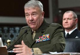 فرمانده سنتکام: پس از حمله به عینالاسد در آستانه جنگ با تهران بودیم