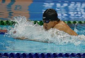 دبیر فدراسیون شنا: ۵ شانس کسب سهمیه المپیک داریم