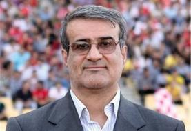 معرفی دبیرکل جدید فدراسیون فوتبال