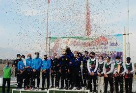 پاداش ۱۰۰ میلیونی صالحی امیری به تیمهای برتر لیگ قایقرانی