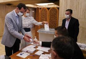 بشار اسد و همسرش کرونا گرفتند