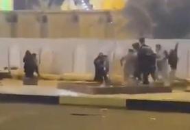 (ویدئو) عملیات انتحاری در میان زائران کاظمین