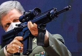 سلاح نیروهای مسلح، ایرانی میشود | جزئیاتی درباره سلاح «مصاف»