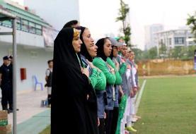 صوفیزاده: درباره بازگشت تیم ملی فوتبال زنان به رنکینگ فیفا بحث شد